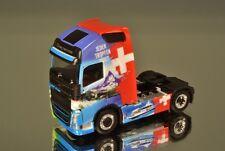 """Herpa 916226 Volvo FH 13 GL XL solo Zugmaschine 2a """"Schweiz"""" (CH) / Sondermodell"""