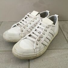 ADIDAS Trainers Women's Size UK 6 White Lace Up Casual Fashion