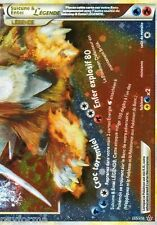 Carte Pokemon ULTRA RARE / SUICUNE & ENTEI (bas) LEGENDE 95/95 / Carte NEUVE !!!