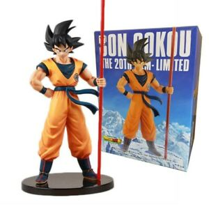 Dragon Ball Super Movie The 20th Film Son Goku Figure Limited