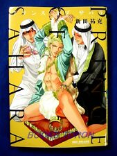 Prince of Sahara Comic set - Youka Nitta /Japanese Yaoi Manga Book  Japan