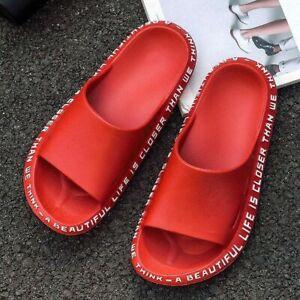 Fashion Lovers Beach Slides Massage Flip Flops Non-slip Slippers High Quality