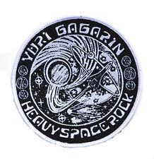 YURI GAGARIN - Heavy Space Rock - Aufnäher / Patch - ca. 8 cm - Neu - #898