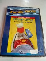 DVD STUART LITTLE UN TOPOLINO IN GAMBA