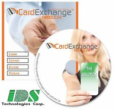 CardExchange 9 Go Edition ID Card Software (CE8020)