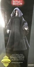 Star Wars sideshow exclusive EMPEROR PALPATINE sith master #1000051 USA MIB