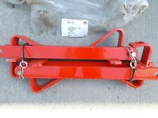 Kuhn Levelling Board support  L& R Hand off HR403 power harrow Pt No52535940/840