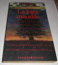 """Livre """"la forêt maudite"""" de Chet Williamson"""