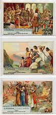 Full Set, Liebig (OXO) S1247, The Mahabharata (X6) 1931 VG (Gu876-322)