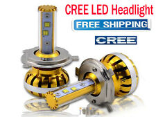 CREE 120W 12000LM LED headlight bulb light lamp kit H1 H4 H7 H11 H13 white 6000K