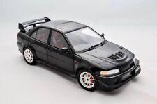 Mitsubishi Lancer Evo VI Tommi Makinen Edition Black 1:18 AUTOart 77158 NEW RARE