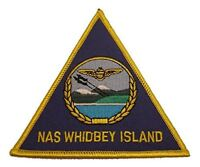USN NAVY NAVAL AIR STATION NAS WHIDBEY ISLAND WASHINGTON CRUISE JACKET PATCH