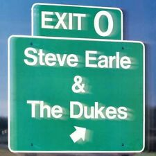 Steve Earle & the Dukes - Exit O [New Vinyl]