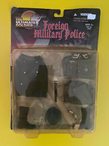 THE ULTIMATE SOLDIER 1:6 SCALE UNIFORM SET GERMAN FOREIGN MILITARY POLICE MIB
