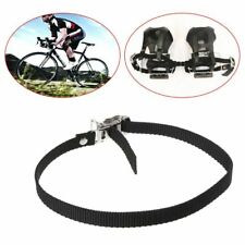 Adjustable Bicycle Pedal Strap Feet Foot Binding Nylon Toe Band Cycling Standing