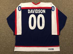 John Davidson - New York Rangers - 1977-78 CCM Vintage Jersey sz Jumbo (4XL)