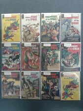 Brothers of the Spear #1-17 Gold Key 1972 Complete Full Set Lot Run 5.0-6.0 Avg!