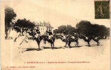 CPA Saumur - Reprise de Sauteurs - Cropade (165327)