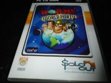 Worms world party    PC  game