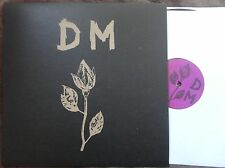 Depeche Mode- Early Demos LP limited import rare! (Fad Gadget, Synth)
