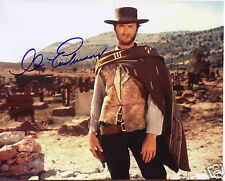 CLINT EASTWOOD AUTOGRAPH SIGNED PP PHOTO POSTER 13