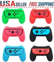 For Nintendo Switch 2017 Joy Con Controller Comfort Handle Grips Holder 2 Pack