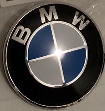 REPLACEMENT for BMW 82MM BONNET HOOD BADGE EMBLEM E30 E36 E46 E60 E90 E92 E93 X5