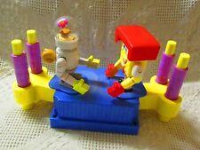 2004 Mattel SpongeBob SquarePants Rock'em Sock'em Fighting Game