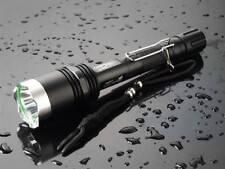 Linterna CREE XM-L T6 LED Linterna Torch 5 Modos Ultra Claro Reichw.1000M