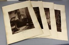 More details for c1890 | 5 large albumen photographs of the interior of 31 belgrave square london
