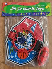 Mini Panier de basket ball  Mural pliable + Balle - Jeux Jouet  Enfant Chambre