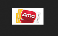 AMC Theatres 2 (Two) Yellow Tickets Movie E-Tickets - Instantly Delivery !!!