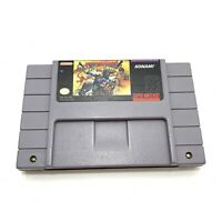 Sunset Riders (Super Nintendo, SNES) -- Authentic Game -- Tested