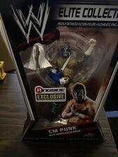WWE Elite Ringside Exclusive CM Punk SES