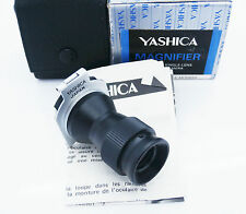 Boxed Yashica Magnifier/Magni Finder for SLR Film Cameras Free P&P!