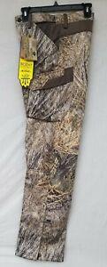 New Men's Magellan Mesa Softshell Pants 161881 Mossy Oak Brush Camo
