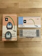 Cricut Cartridge GEORGE AND BASIC SHAPES Link Status Unknown - Complete Set Hsed