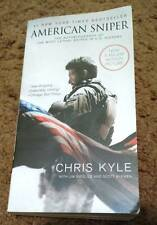 American Sniper Chris Kyle US History Navy Seal Lethal Sniper Softcover