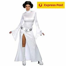 PRINCESS LEIA COSTUME, ADULT