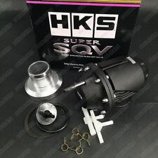 US FULL SET HKS SSQV 2 Super Sequential Blow Off Valve BLACK LIMITED 71004-KK001