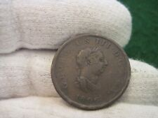 1806 Half Penny George The 3rd Colonial Coin