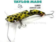 Taylor Made X-Large Cod Barra surface breaker jointed Lure;col CF