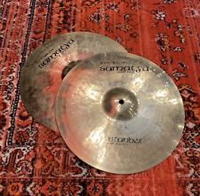 14' Istanbul Mehmet Samatya Hi Hat Cymbals #459