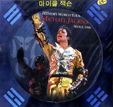 Michael Jackson – HIStory World Tour - Seoul 1996 LP, Picture Disc,