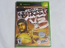NEW NBA Street V3 XBox Game SEALED EA Sports Basketball v 3 basket ball US NTSC
