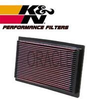 K&N HIGH FLOW AIR FILTER 33-2029 FOR VW GOLF II 1.8 GTI G60 160 BHP 1990-91