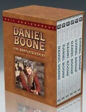 Daniel Boone The Complete Series DVD  36 Disc Box Set
