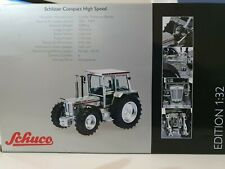 Schuco 1:32 Scale, Schluter Compact High Speed Tractor Model - Brand New!!