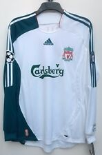 Liverpool 3rd shirt 2006 2007 Long Sleeve Large BNWT 7 Kewell Champions League