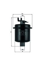 Kraftstofffilter - Mahle KL 185